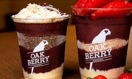Oakberry prevê fechar 2018 com 90 lojas em operações e inicia expansão internacional por Orlando