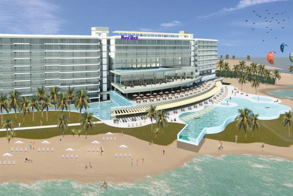 Hard Rock Hotel traz modelo americano para vendas de unidades em Fortaleza