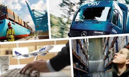 Gigante do setor de logística, DSV Air & Sea, será uma das expositoras do Brazil Expo Florida