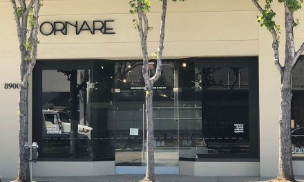 Ornare inaugura Flagship Store Los Angeles