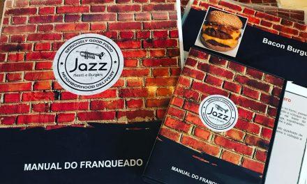Jazz Restaurante e Hamburgueria virou Franquia