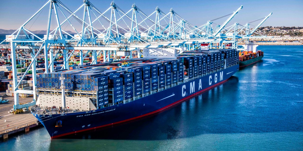 Sobel Shipping in route to Brazil
