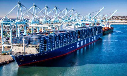 Sobel Shipping a caminho do Brasil