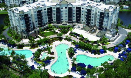Resort em Orlando oferece apartamentos com serviço de hotel