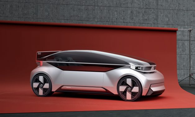 Volvo Cars apresenta o conceito autônomo 360c: por que voar quando você pode ser conduzido?