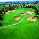 Os campos de golfe na Flórida Central foram criados por especialistas