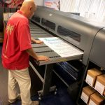 Print Basics works with large printing formats