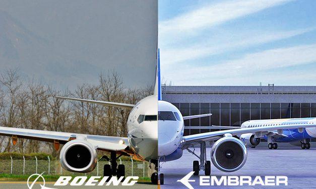 Embraer e Boeing aprovam termos da parceria estratégica aeroespacial e aguardam aprovação do governo brasileiro