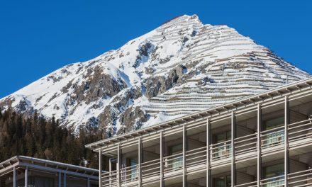Em Davos, criptoativos entram no cenário econômico global
