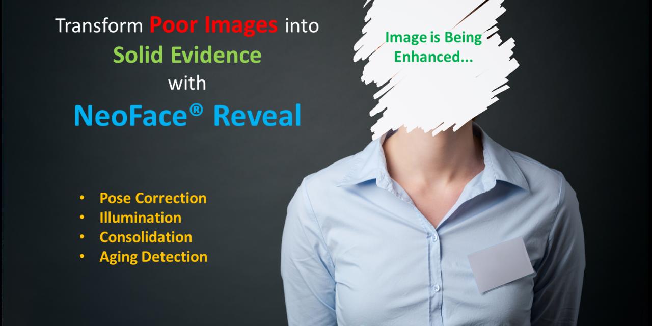 Tecnologia da NEC reconhece pessoas com base em imagens parciais