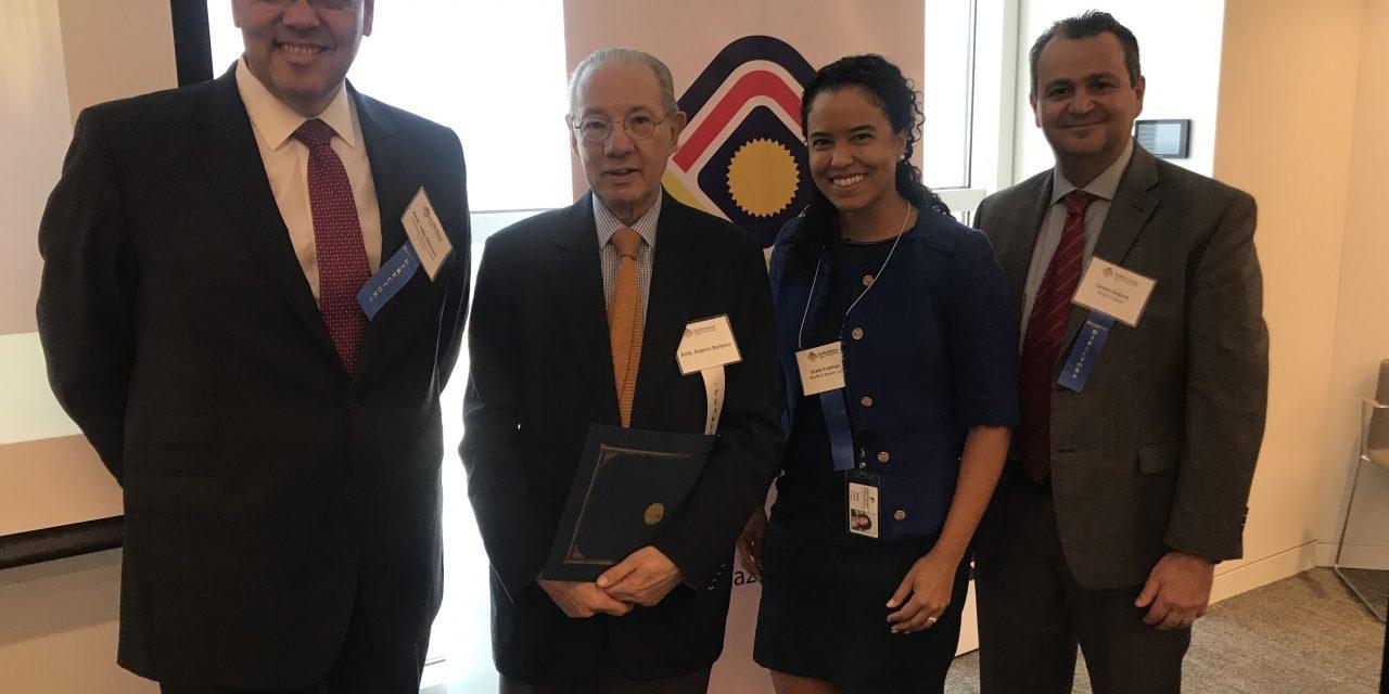 Embaixador Rubens Barbosa analisa governo Bolsonaro