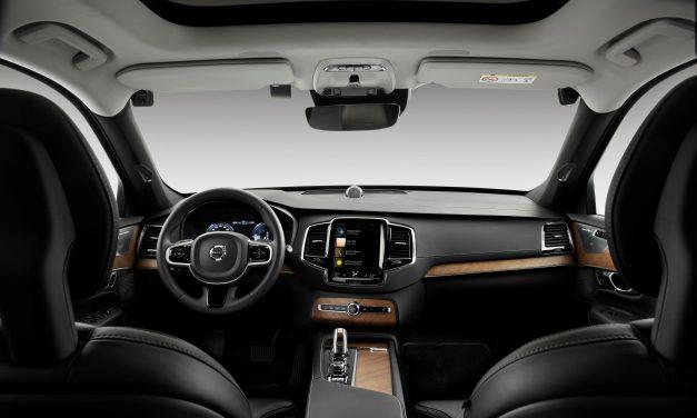 Volvo Cars anuncia implementação de câmeras no carro e intervenções contra intoxicação e distração