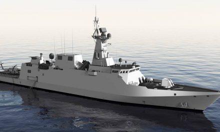 Consórcio Águas Azuis é escolhido como fornecedor preferencial para construir as quatro corvetas da Classe Tamandaré