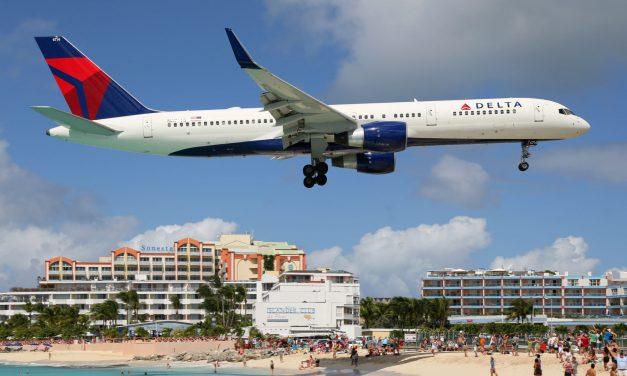 Delta divulga desempenho operacional de março de 2019