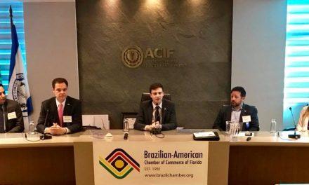 Road Show da BACCF no Brasil