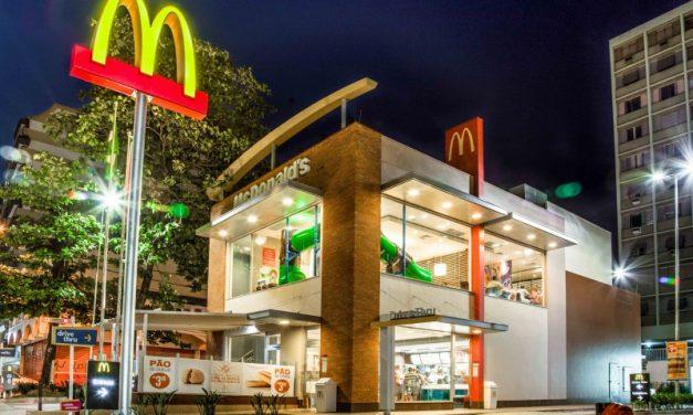 Divisão Brasil da Arcos Dorados registra crescimento maior que o setor no 1º trimestre de 2019