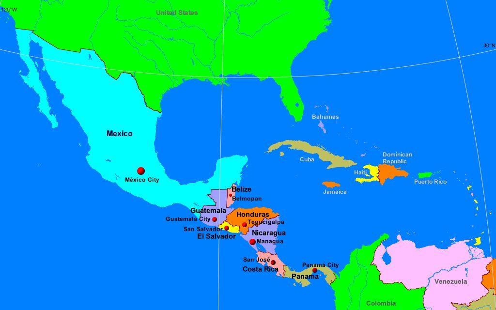 Missão Comercial para América Central
