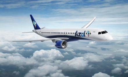 Embraer e Azul assinam pool de serviços para nova frota de jatos E195-E2