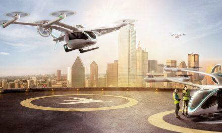 Embraer mostra novo design de 'carro voador' nos EUA
