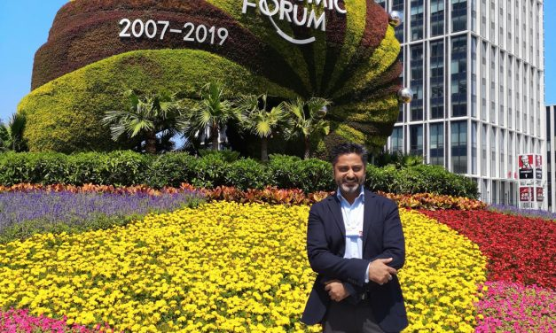 LLamasoft participa de reunião anual do 'World Economic Forum' na China