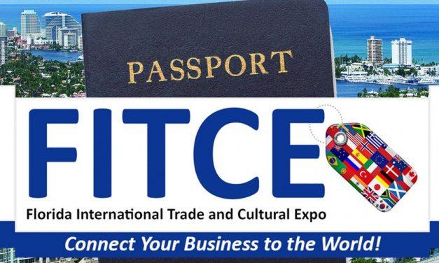 Florida International Trade and Cultural Expo (FITCE) realiza sua 5ª edição em outubro