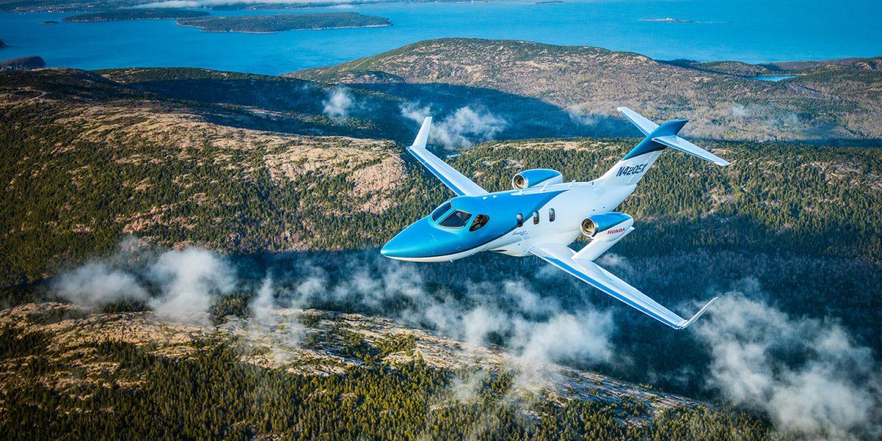 HondaJet é a aeronave mais entregue em sua categoria no primeiro semestre de 2019