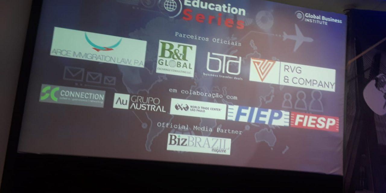 Global Business Institute participa de Seminário de Internacionalização no World Trade Center
