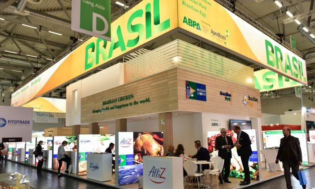 Apex-Brasil prepara delegação com mais de 100 empresas para Anuga, na Alemanha