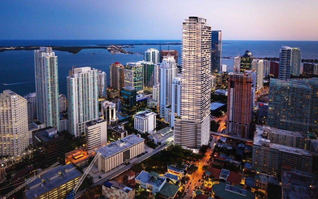Brickell Flatiron atrai investidores internacionais com taxa reduzida