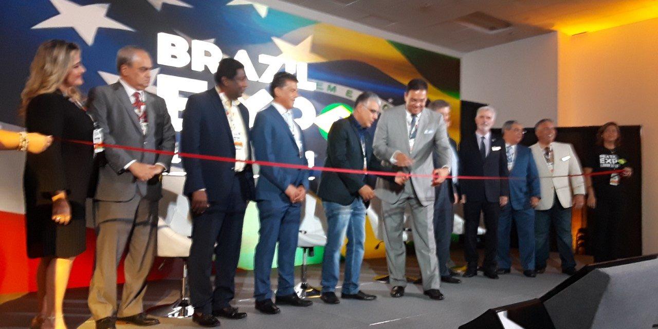Brazil Expo Florida movimenta empresas brasileiras em Fort Lauderdale