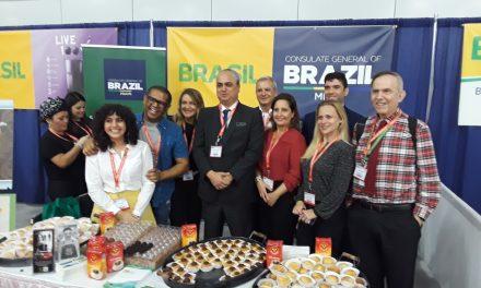 Pavilhão Brasil na 23ª Americas Food & Beverage aposta em bons negócios