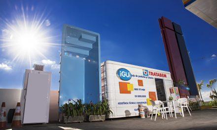 TRATABEM e iGUi levam modelos de negócios, que incluem loja tipo contêiner, para a Feira do Empreendedor 2019