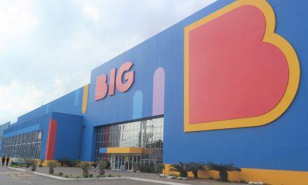 Walmart agora é BIG