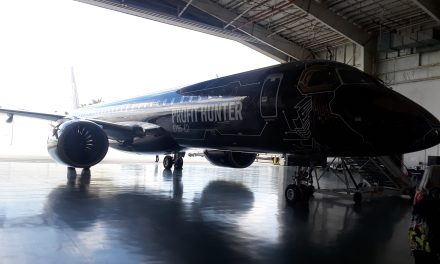 Embraer lança jato E 195 E2 em Fort Lauderdale