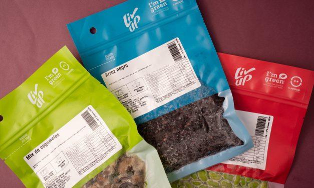 Embalagens da Liv Up passam a ser produzidas com plástico verde
