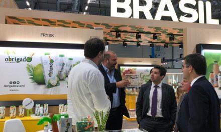 Brasil bate recorde de negócios na feira Anuga em 2019: montante alcança $3.4 bilhões