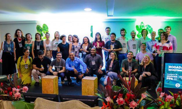 Rodada de negócios da Plataforma Parceiros pela Amazônia investe R$ 4.8 milhões em negócios de impacto amazônicos