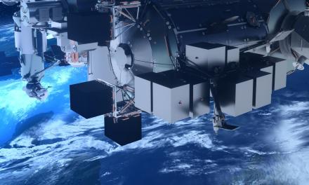 ESA e Airbus assinam contrato para uso da plataforma Bartolomeo na Estação Espacial Internacional