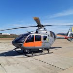 Helibras entrega o primeiro H135 da Marinha