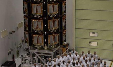 Decolagem do satélite OneWeb: próximo lote está pronto para ser lançado