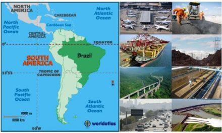 Setor de infraestrutura: seminário web sobre oportunidades de negócios no Brasil