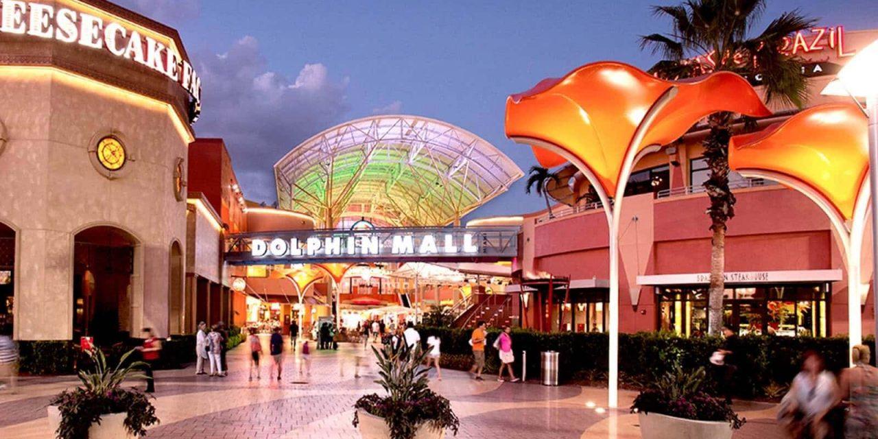 Depois de quase duas décadas, Dolphin Mall terá novo proprietário