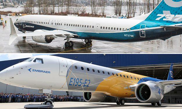 Contencioso entre Boeing e Embraer na Justiça deverá ser demorado