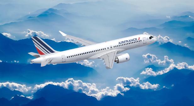 Air France-KLM torna obrigatório o uso de máscaras a bordo de seus voos a partir de 11 de maio