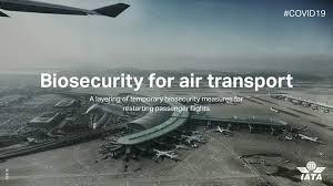 IATA apresenta detalhes da sua abordagem em camadas para retomada do setor