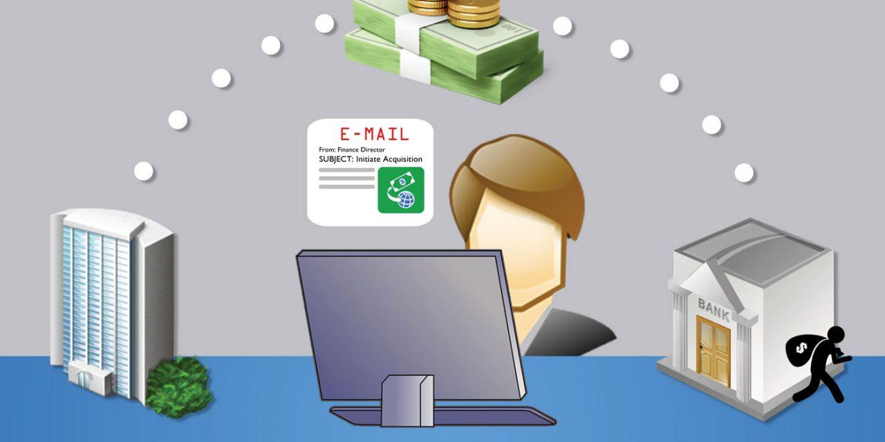 """Golpe do """"CEO"""": cibercriminosos aproveitam-se do home office para os ataques de Business E-mail Compromise e obter ganhos financeiros"""