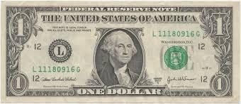 A desvalorização do dólar norte-americano