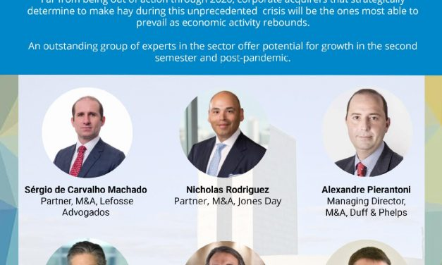 Investir no Brasil em tempos de coronavírus: Oportunidades em Fusões e Aquisições Cross-Border e Private Equity
