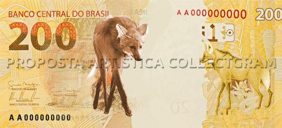 ITCN divulga nota à imprensa sobre nova cédula de R$ 200