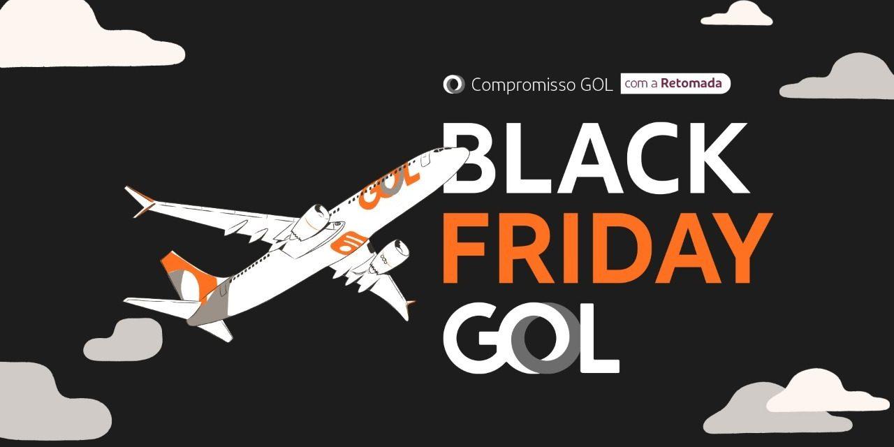 Black Friday GOL favorece Clientes com promoções que vão além das passagens